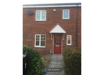 Thumbnail 3 bed terraced house to rent in Dexter Avenue, Grantham