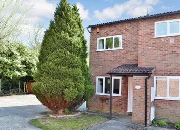 Thumbnail 1 bed end terrace house for sale in Walton Way, Newbury