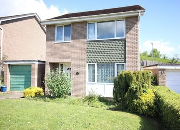 Thumbnail 3 bed detached house for sale in Woodleigh Road, Newton Abbot