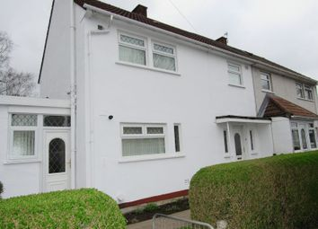 Thumbnail 3 bedroom semi-detached house for sale in Pwllmelin Road, Fairwater, Cardiff