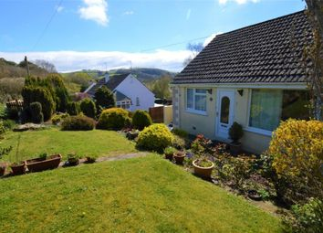 Thumbnail 2 bed semi-detached bungalow for sale in Holne Road, Buckfastleigh, Devon