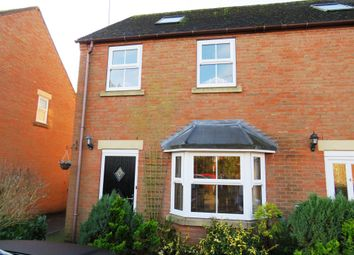 Thumbnail 3 bed end terrace house for sale in The Ridings, Brewood, Stafford