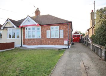 Thumbnail 2 bed semi-detached bungalow for sale in Princess Margaret Road, Linford, Stanford-Le-Hope