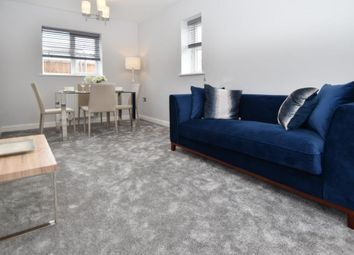 Thumbnail 1 bed flat to rent in Fox Lane, Bromsgrove, Worcestershire