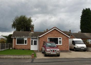 Thumbnail 3 bed bungalow for sale in Shelley Close, Measham
