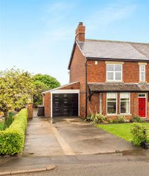 Thumbnail 3 bed semi-detached house for sale in Welby Road, Asfordby Hill, Melton Mowbray