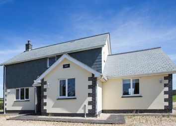 Thumbnail 5 bedroom detached house for sale in Rumford, Wadebridge