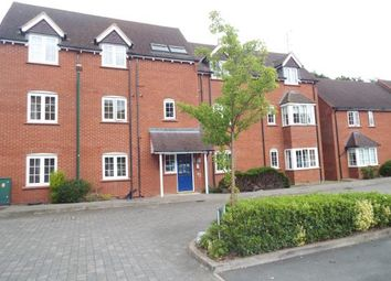 Thumbnail 1 bed flat for sale in Foxley Drive, Catherine-De-Barnes, Solihull, West Midlands