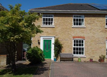 Thumbnail 4 bed semi-detached house for sale in The Graylings, Rochester