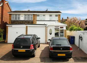 Thumbnail 3 bed semi-detached house for sale in Bodell Close, Grays, Essex