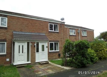 Thumbnail 2 bed terraced house to rent in Daffodil Walk, Carlton Colville, Lowestoft