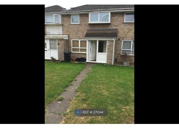 Thumbnail 3 bedroom terraced house to rent in Bowthorpe Close, Northampton