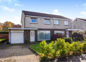 Thumbnail 3 bed semi-detached house for sale in Kirkaig Avenue, Renfrew