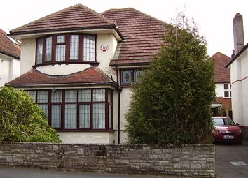 Thumbnail 4 bed detached house to rent in Southcote Road, Bournemouth