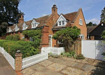 Thumbnail Detached house for sale in High Street, Codicote, Hitchin, Hertfordshire