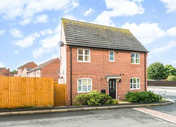 Thumbnail 3 bed semi-detached house for sale in Maynard Close, Loughborough