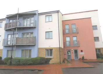 Thumbnail 1 bedroom flat for sale in Rhodfa'r Gwagenni, Barry