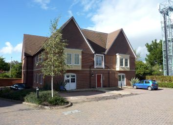 Thumbnail 2 bed flat to rent in Sandhill House, Peel Close, Verwood
