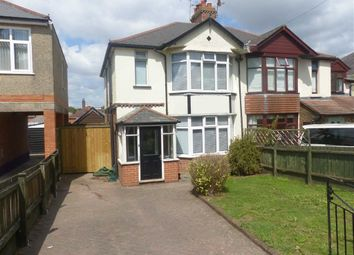 Thumbnail 3 bed semi-detached house for sale in Coburg Road, Dorchester, Dorset