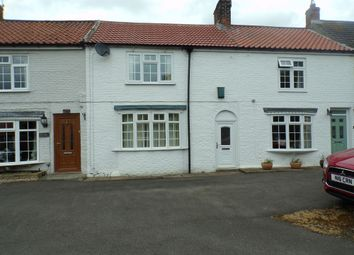 Thumbnail 2 bed cottage for sale in The Green, Bishopton, Stockton-On-Tees