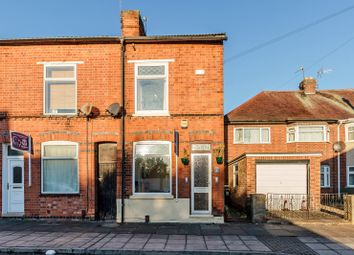 Thumbnail 2 bed terraced house for sale in Florence Street, Leicester