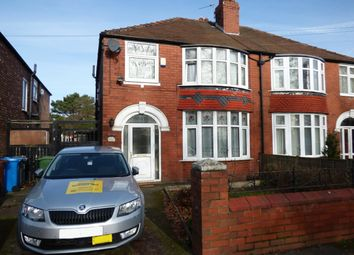 Thumbnail 3 bedroom semi-detached house for sale in Brantingham Road, Manchester, Greater Manchester