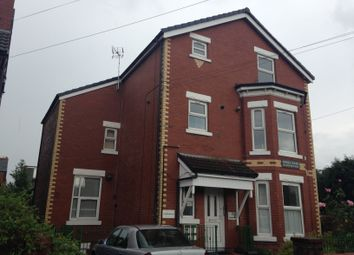 Thumbnail 1 bed flat to rent in Hartington Road, Manchester