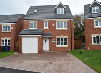 Thumbnail 5 bed detached house for sale in Chancery Fields, Chorley