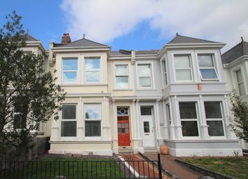 Thumbnail 2 bed flat to rent in Amherst Road, Plymouth