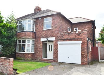 Thumbnail 4 bedroom semi-detached house for sale in Rectory Gardens, Doncaster