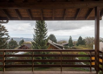 Thumbnail 4 bed semi-detached house for sale in Arzier-Le Muids, Switzerland