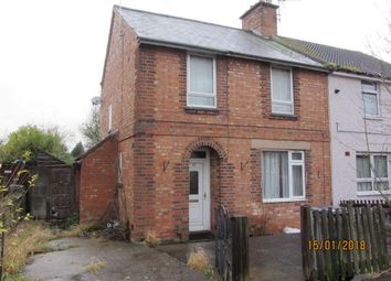Thumbnail 3 bed semi-detached house for sale in Bloomfield Road, Leicester