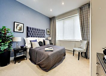 Thumbnail 2 bed flat for sale in Providence House, Bartley Way, Hook