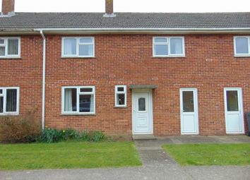 Thumbnail 3 bed terraced house to rent in Yeo Road, Chivenor, Barnstaple