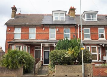 Thumbnail 4 bedroom terraced house for sale in Old Road West, Gravesend