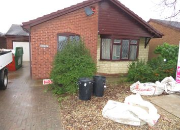 Thumbnail 3 bed detached bungalow for sale in Elsham Crescent, Lincoln