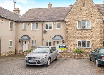 Thumbnail 2 bedroom terraced house for sale in Wothorpe Mews, Stamford