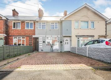 Thumbnail 3 bed terraced house for sale in Langstone Road, Birmingham