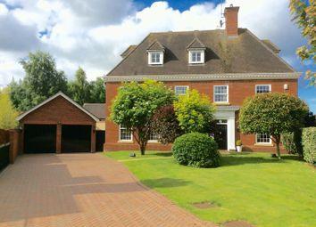 Thumbnail 5 bed detached house for sale in Edenbridge Close, Wychwood Park, Weston