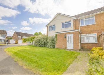 Thumbnail 4 bed semi-detached house for sale in Clifton Rise, Windsor