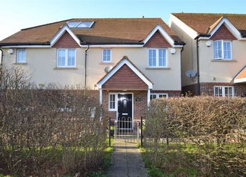 Thumbnail 3 bed semi-detached house for sale in Oxford Road, Chieveley, Berkshire