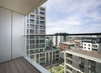 Thumbnail 1 bed flat to rent in Aurora Apartments, The Filaments, Wandsworth, London