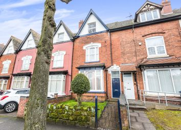 Thumbnail 5 bed terraced house for sale in Hall Road, Handsworth, Birmingham