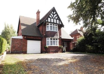 Thumbnail 4 bed detached house for sale in Grantham Road, Radcliffe-On-Trent, Nottingham, Nottinghamshire