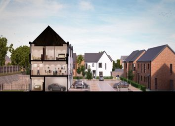 Thumbnail 3 bed terraced house for sale in Roman Fields, Twechar, Kilsyth, Glasgow
