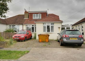 Thumbnail 3 bed property for sale in Abbey Road, Sompting, Lancing