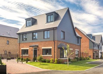 Thumbnail 4 bed detached house for sale in Gotland Avenue, Whitehouse, Milton Keynes