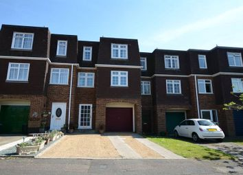 Thumbnail 4 bedroom terraced house for sale in Thatcher Close, West Drayton