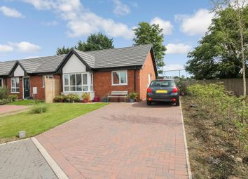 Thumbnail 1 bed semi-detached bungalow for sale in Oak Avenue, Longtown, Carlisle