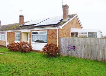 Thumbnail 2 bed terraced bungalow for sale in Glebe Road West, Kessingland
